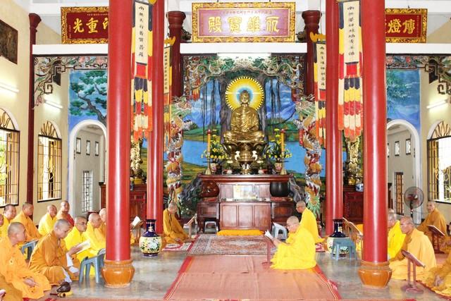 Quảng Nam có 5 đạo tràng chuẩn bị Kiết giới An cư