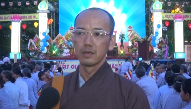 Thăng Bình: Mùa Phật đản trọn vẹn ý nghĩa