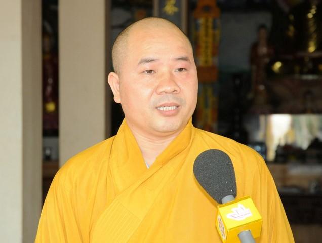 Quế Sơn: Chư Tăng Ni trong toàn huyện vẫn chưa có tiếng nói chung, đồng nhất để đẩy Phật giáo huyện nhà phát triển