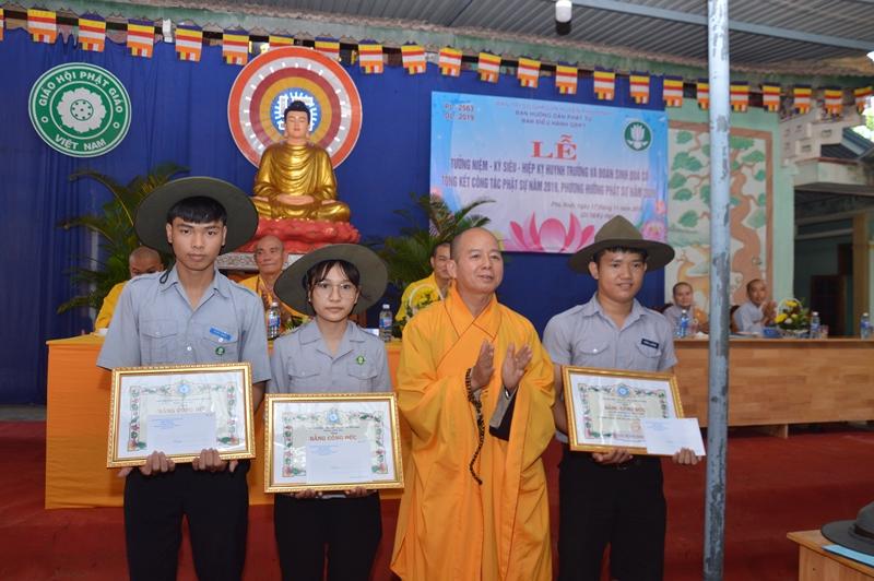 Phú Ninh: GĐPT huyện tổ chức lễ tổng kết và hiệp kỵ năm 2019