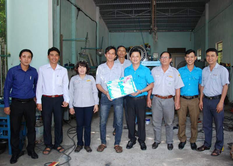 Thăng Bình: Thanh niên hỗ trợ vay vốn từ quỹ Quốc gia để giải quyết việc làm cho thanh niên Phật giáo
