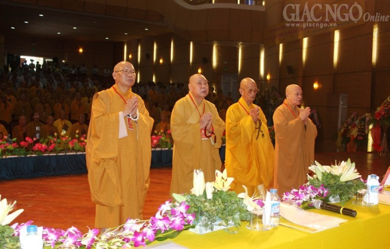 Bình Định: Đại hội Phật giáo tỉnh thành công viên mãn