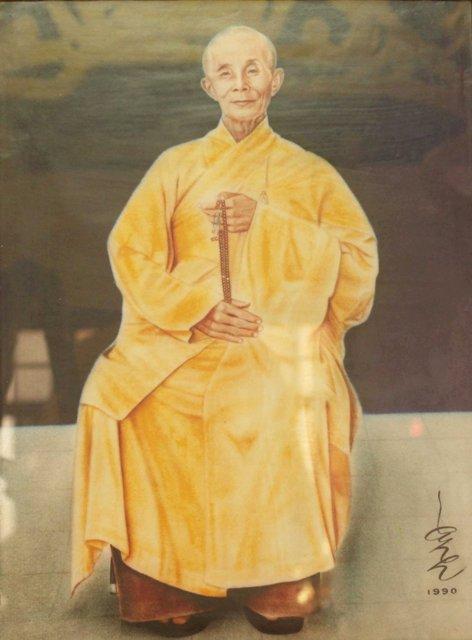 Tiểu sử Hòa thượng Thích Từ Ý (1919 – 1990)