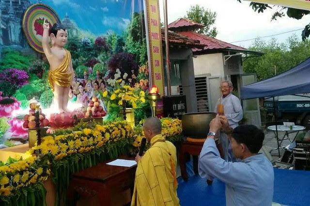 Hiệp Đức: Phật tử miền núi hân hoan đón mừng Phật đản tại chùa Bình An