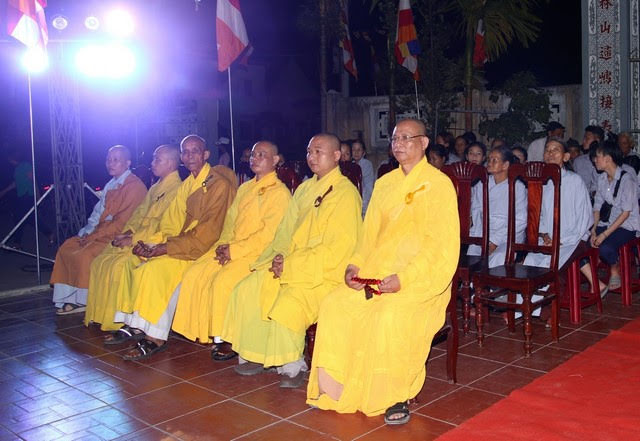 Thăng Bình: Chùa Pháp Nguyên tổ chức Đại lễ Phật đản PL.2562