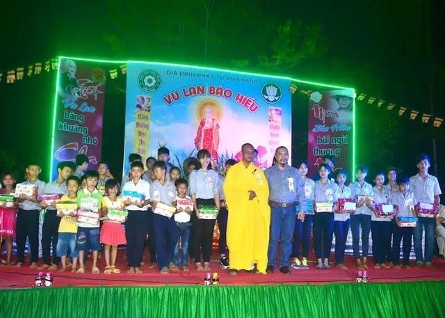 Phú Ninh: Lễ Vu Lan tại chùa An Khánh