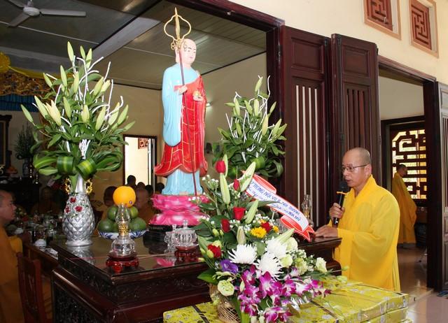 Núi Thành: Công bố Quyết định bổ nhiệm trụ trì chùa Hòa Mỹ.