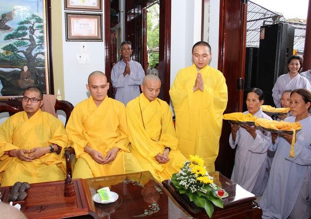Tam Kỳ: Chùa Linh Bửu tổ chức lễ Vu Lan