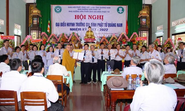 HDPT: Hội nghị đại biểu huynh trưởng tỉnh Quảng Nam nhiệm kỳ 2017-2022